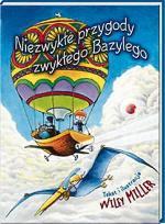 """""""Niezwykłe przygody..."""", autor: Wiley Miller, wyd. Egmont"""