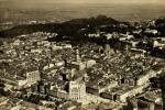 Lwów, zdjęcie lotnicze z 1921 roku