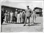 Józef Piłsudski podczas urlopu w Egipcie. 1932 r.