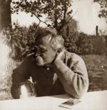 Józef Piłsudski w Pikieliszkach. 1934 r.