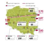 Teraz można w nich zgromadzić ok. 1,6 mld m sześc.  tego paliwa. Rozbudowa jest konieczna. Polskie Górnictwo Naftowe i Gazownictwo ma zaplanowane prace do 2020 roku.