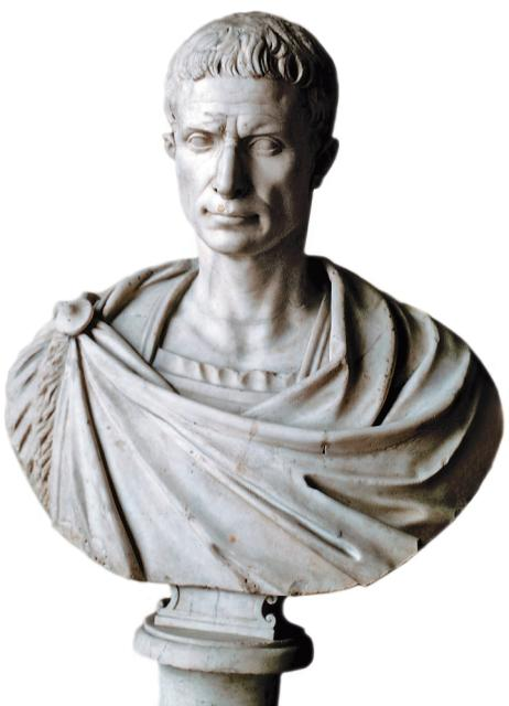 Popiersie Juliusza Cezara Popiersie Juliusza Cezara