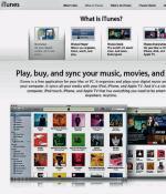 iTunes i jego internetowe strony