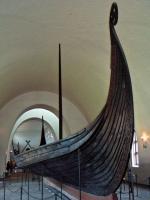 Statek z Oseberg, początek VIII w.
