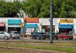 Za wynajęcie metra lokalu usługowego poza centrum  trzeba zapłacić 25 – 100 zł miesięcznie