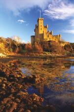 Zamek Dunvegan na wyspie Skye (XIII wiek)