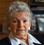 Emilia Maćkowiak, córka asp. W. Malinowskiego