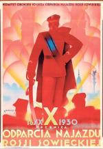 8 tys. zł zapłacono za plakat Tadeusza Gronowskiego z 1930 r. (cena wywoławcza 7 tys. zł)