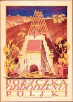 Spadł z licytacji plakat patriotyczny Edmunda Bartłomiejczyka z 1920 r. wyceniony na 3,5 tys. zł