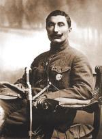 Siemion Budionny, dowódca bolszewickiej 1. Armii Konnej