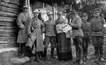 Polscy żołnierze nad Stochodem