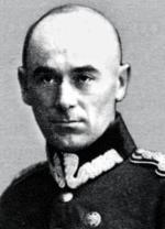 Gen. Edward Rydz-Śmigły w wojnie z bolszewikami dowodził 3. Armią