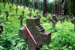 Cmentarz żołnierzy polskich poległych w 1920 r., na Antokolu w Wilnie