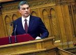 Viktor Orbán przekonywał wczoraj parlament  do programu gospodarczego rządu
