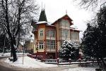 Przykłady starej architektury uzdrowiska w Truskawcu