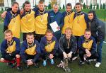 Chłopcy z Woli kolejny raz zdobyli złoty medal