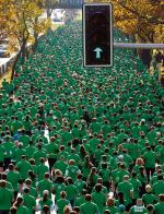 Biegnij Warszawo to jedna z imprez promujących sport w stolicy