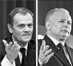 ≥Wiele różnic pomiędzy ugrupowaniami politycznymi Donalda Tuska i Jarosława Kaczyńskiego wynikło  tylko z powodów taktycznych