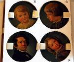"""""""Portrety rodziny malarza"""" Johnna Carla Schultza"""