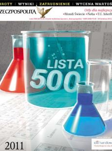 Lista 500 - Edycja 2011