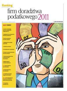 Ranking Firm Doradztwa Podatkowego - Edycja 2011