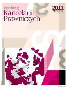 Ranking Kancelarii Prawniczych - Edycja 2011
