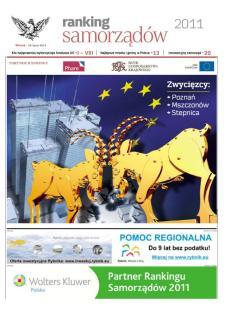 Ranking Samorządów - Edycja 2011