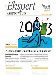 Ekspert księgowego – grudzień 2012