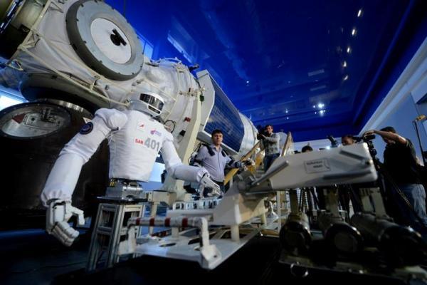 Российские роботы будут покорять космос