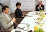 """Śniadanie z """"Rz"""": Najpierw reformy, potem euro"""