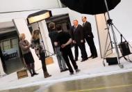 Polscy prawnicy w sesji zdjęciowej dla Sukcesu - making off