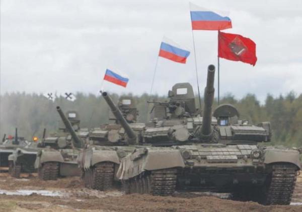 W razie ataku na wschodnią i południową Ukrainę Rosja użyje zapewne regularnej armii i