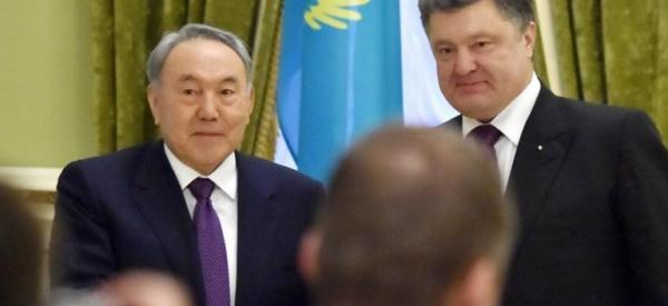 Kazachstan robi Rosji wbrew