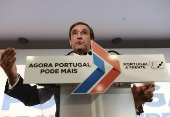 Portugalia: Premier wygrywa, ale nie do końca