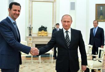 Syria w objęciach Rosji