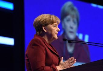 Fenomen Angeli Merkel