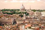 Większość zabytków znajduje się w odległości krótkiego spaceru od Bazyliki św. Piotra