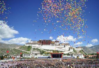 50. rocznica powołania autonomicznego Tybetu