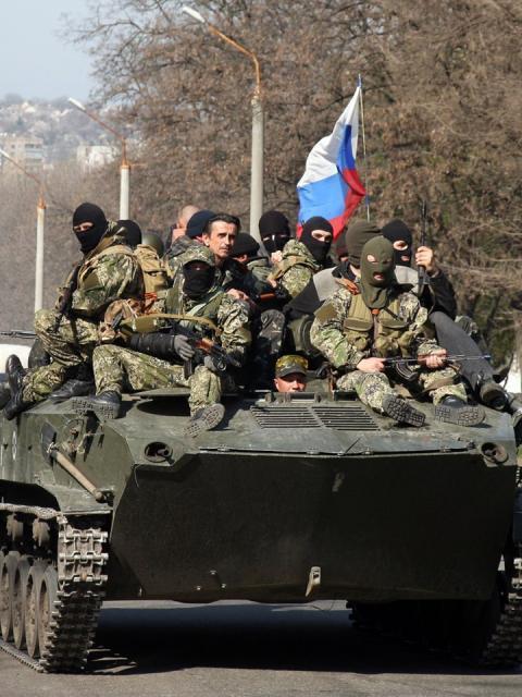 Separatyści przejęli od ukraińskiej armii sześć transporterów opancerzonych – przyznaje Kijów