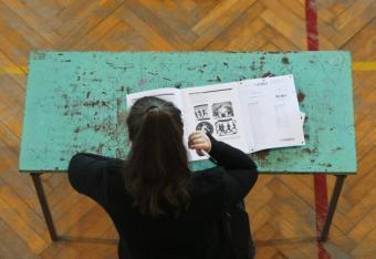 Zaleszczotki, wiązania jonowe i gęstość zaludnienia na egzaminie gimnazjalnym