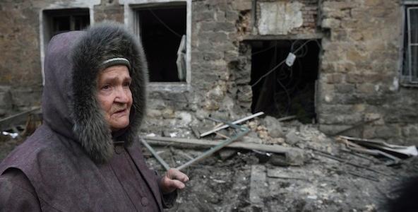 Donbas: Głód i brak nadziei