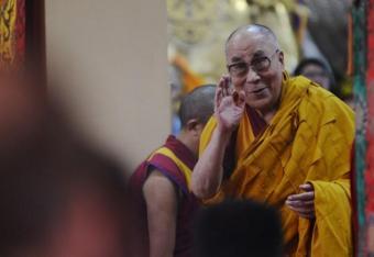 """Dalajlama: """"Wszyscy nie mogą przyjechać do Europy"""""""