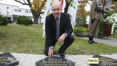 Stefan Szczepłek wyróżniony