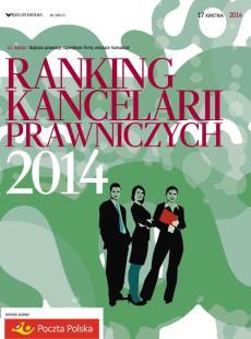 Ranking Kancelarii Prawniczych 2014