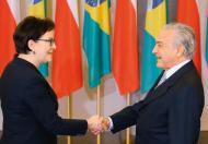 Brazylia otwarta na polskie firmy