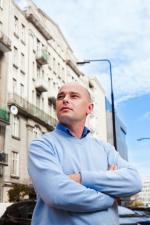 Gildas Boursin. Architekt i deweloper, dla którego żaden projekt nie jest zbyt szalony.