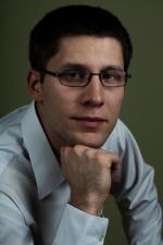 Paweł Ancukiewicz. Jego firma jest warszawskim potentatem. Codziennie produkuje  kilkaset dietetycznych zestawów.