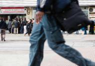 Zniechęceni pracownicy w Europie