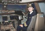 Więcej kobiet za sterami samolotów