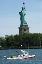 Trasa trzeciej wyprawy jest ustalona. Poprowadzi drogą północną, z Nowego Jorku do Lizbony.